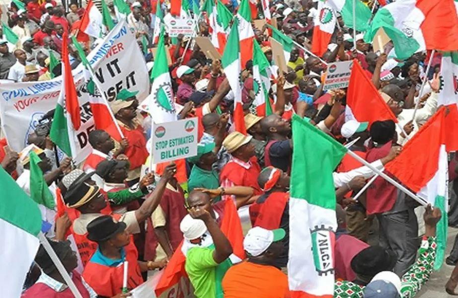 labour strike in nasarawa