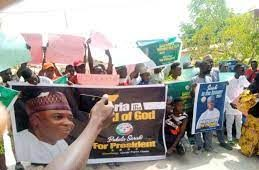 kano protest