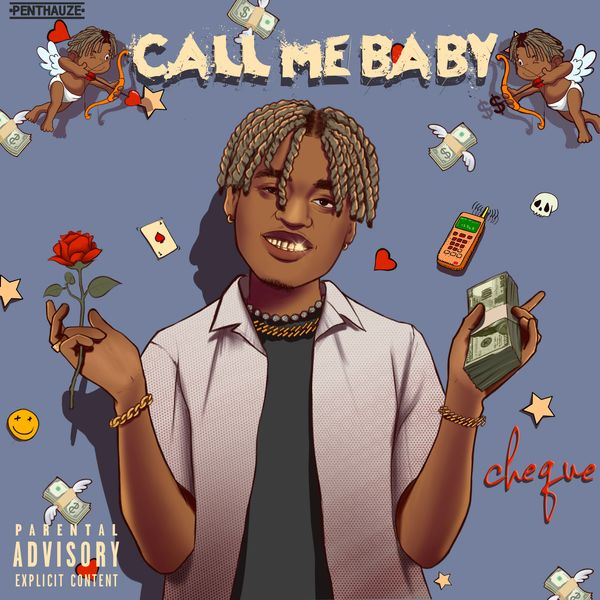 cheque- call me baby