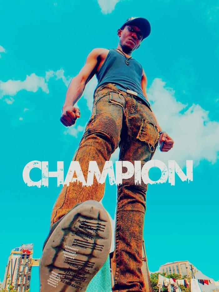 ken smart-champion