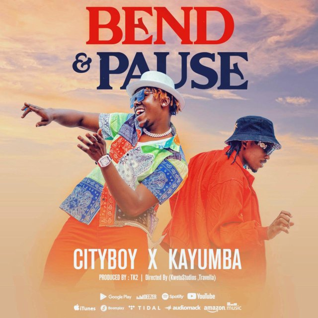 cityboy bend and pause