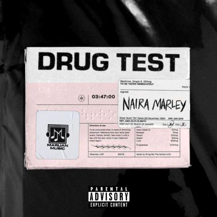 drug tested
