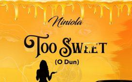 Niniola too sweet