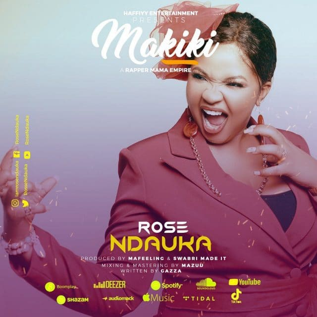 Rose Ndauka Makiki
